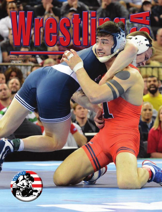 Shawn lawson brody hancock wrestling match