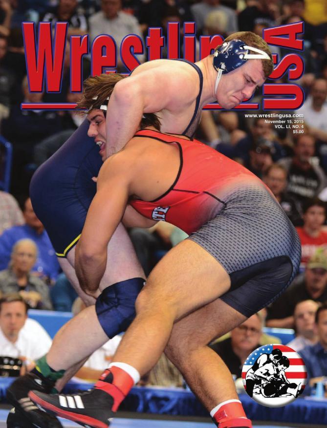 Through Wrestling USA Magazine and wrestlingusa com you will